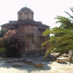 Athens Ancient Agora: Agii Apostoli church (Holy Apostles)